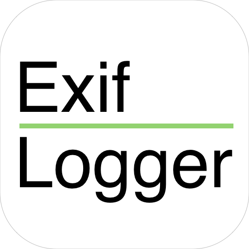 Image of ExifLogger icon.